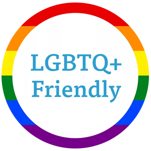 LGBTQ+ Friendly Award - Icon