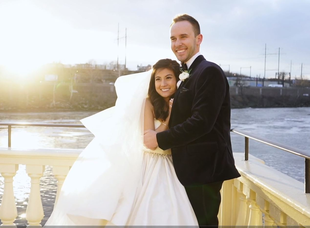 Water Works by Cescaphe Wedding Videography Sandra & Gil