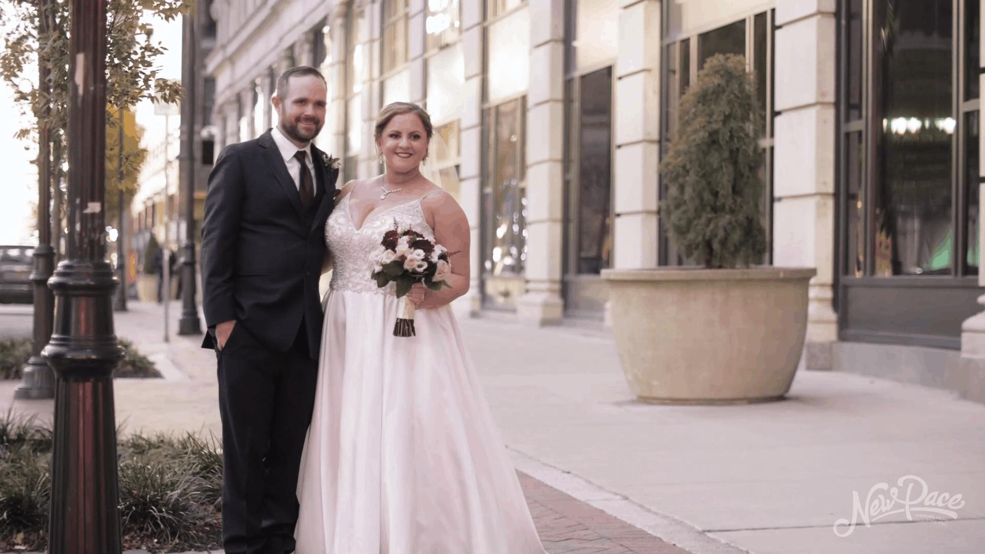 Alexandra & Tommy – Hotel DuPont
