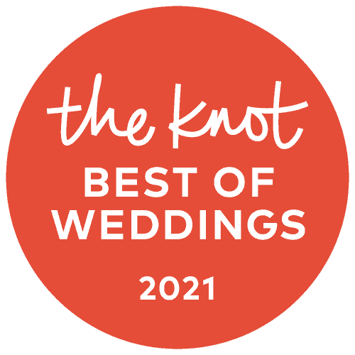 The Knot BEST OF WEDDINGS 2021 - Icon