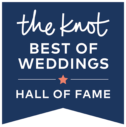 The Knot - Best of Weddings - Hall of Fame Icon